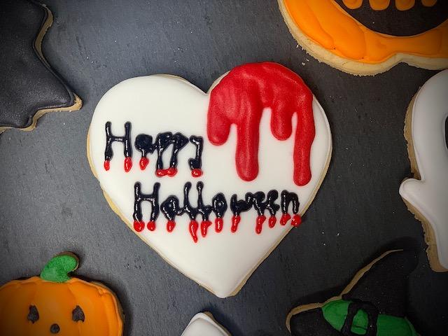 Happy Halloween Herz