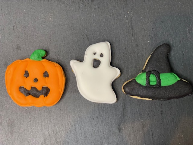 Halloween kleines 3er Set