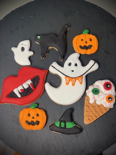 "Halloween Set ""groß"""