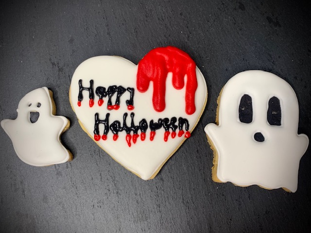 """Halloween Set """"Happy Halloween"""""""