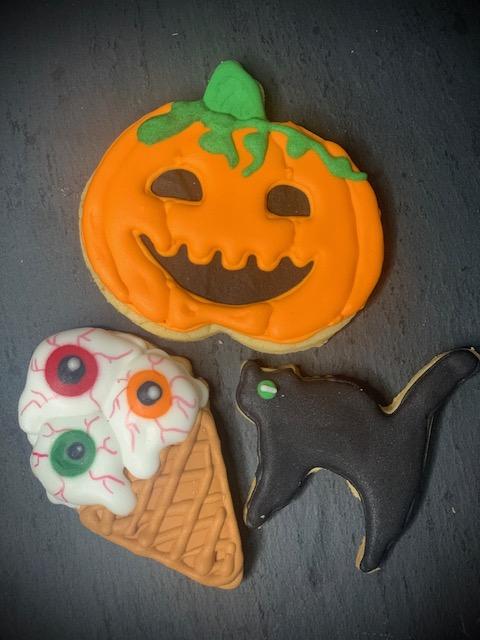 "Halloween Set ""Eis"""