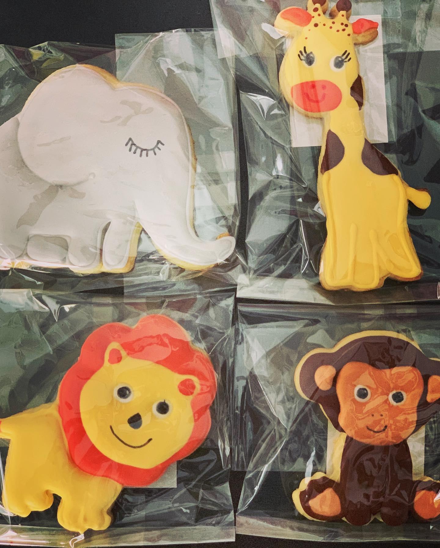 Zubehör: Einzelverpackung Kekse