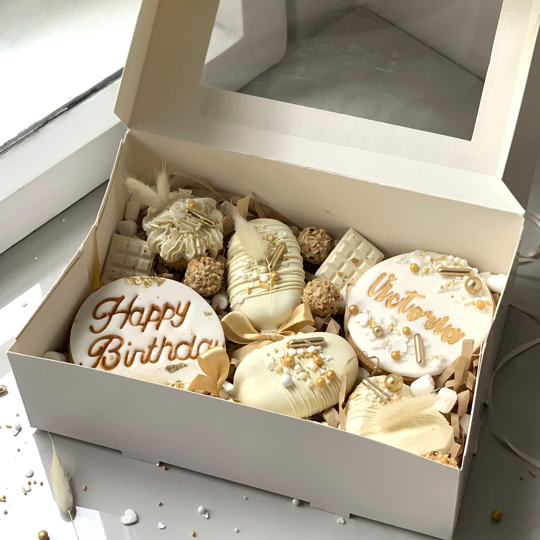 """""""Happy Birthday"""" Box  mit Namen"""