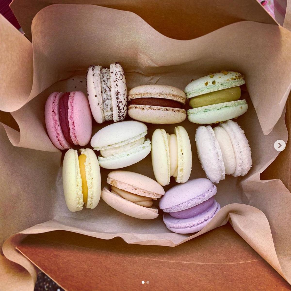 Macaron 10er Box
